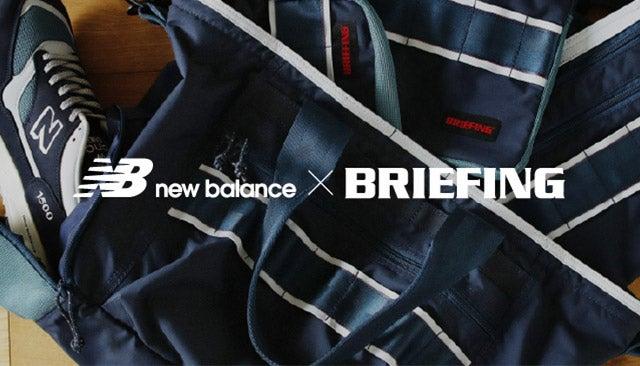 22cd8d17d2a18 【NB公式】ニューバランス |New Balance×BRIEFING: New Balance【公式通販】