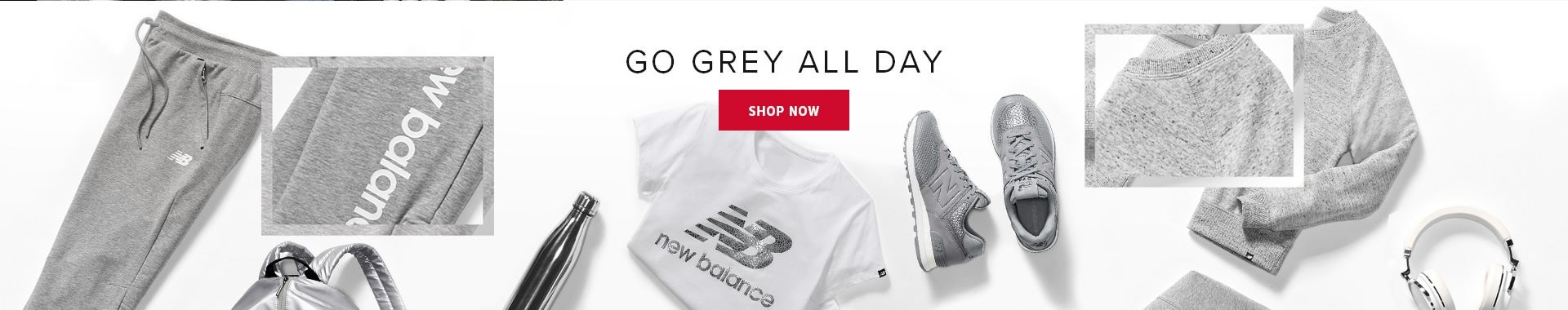 GO GREY ALL DAY