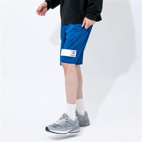 NB Essentials Field Day メッシュショーツ