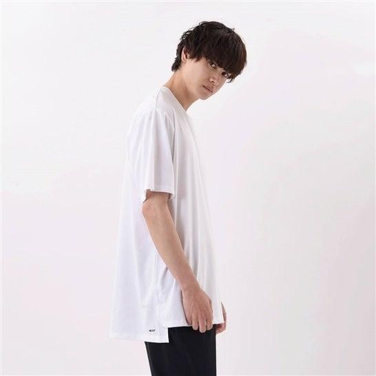 New Balance 997S ヘザーテック ショートスリーブ Tシャツ