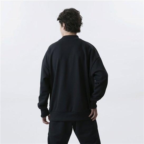 Met24 Team Sweat Mockneck