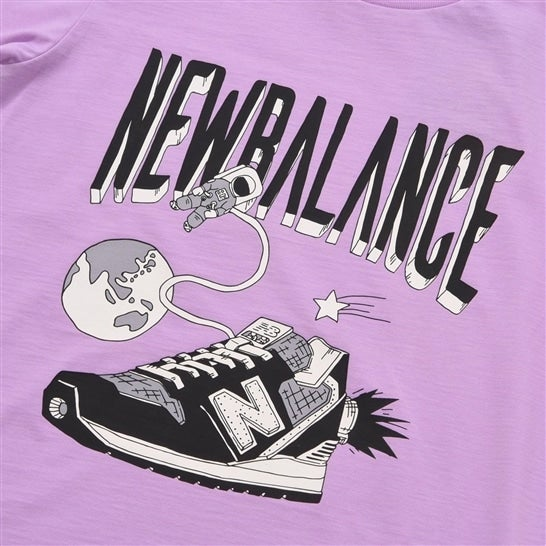 NB Character Tシャツ