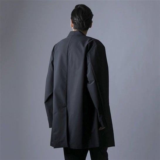 Met24 DOUBLE SHORT COAT