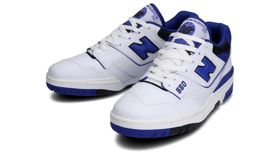 (NB公式)【ログイン購入で最大8%ポイント還元】 メンズ BB550 SN1 (ホワイト) スニーカー シューズ 靴 ニューバランス newbalance