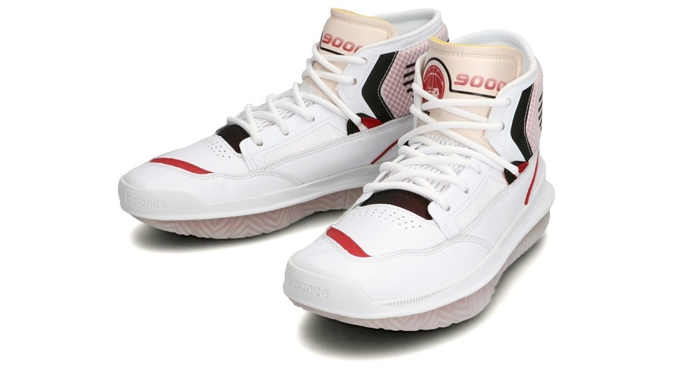 (NB公式)【ログイン購入で最大8%ポイント還元】 メンズ BB9000 A1 (ホワイト) スニーカー シューズ 靴 ニューバランス newbalance