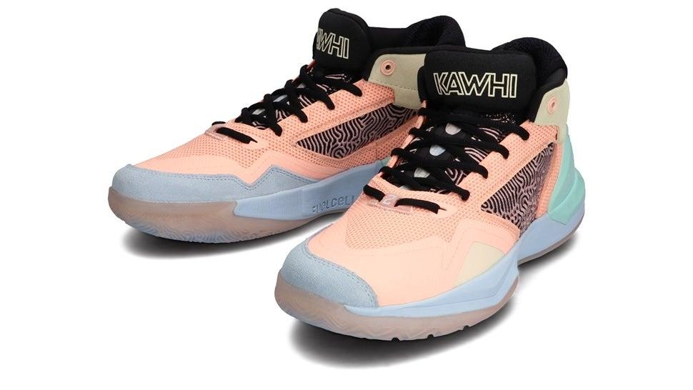 (NB公式)【ログイン購入で最大8%ポイント還元】 メンズ BBKLSE S1 (ピンク) バスケットボールシューズ 靴 ニューバランス newbalance