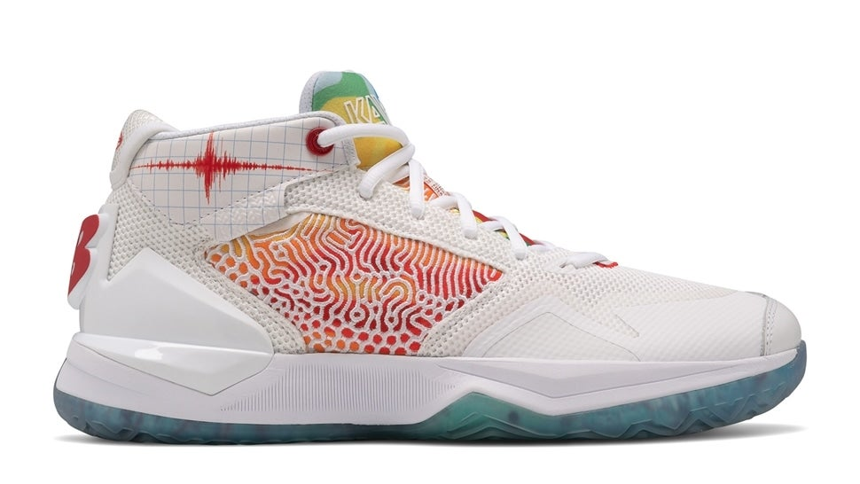 (NB公式)【ログイン購入で最大8%ポイント還元】 メンズ BBKLS SB1 (ホワイト) バスケットボールシューズ 靴 ニューバランス newbalance