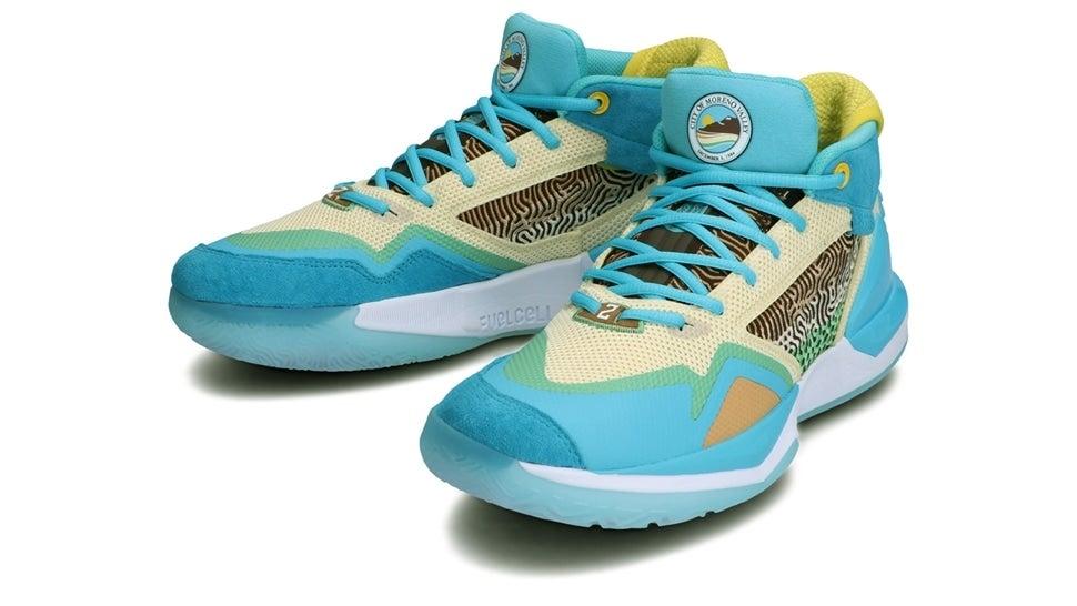 (NB公式)【ログイン購入で最大8%ポイント還元】 メンズ BBKLS WB1 (ブルー) バスケットボールシューズ 靴 ニューバランス newbalance