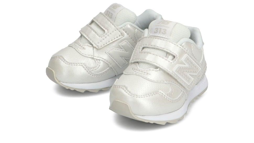 (NB公式)【ログイン購入で最大8%ポイント還元】 キッズ IO313L PR (PEARL WHITE) スニーカー シューズ 靴 ニューバランス newbalance