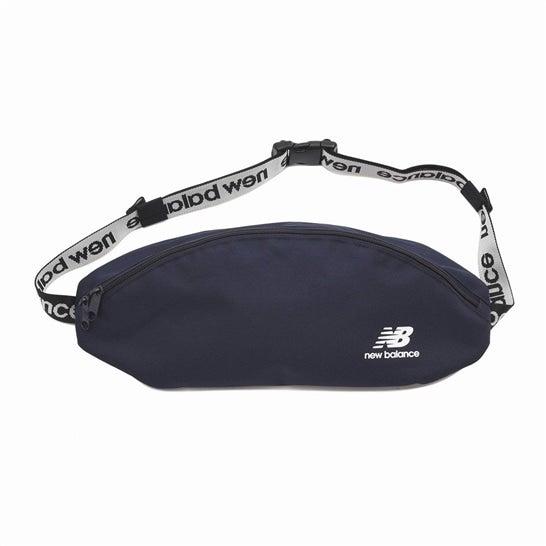 (NB公式)【30%OFF】(ログイン購入で最大8%ポイント還元) ユニセックス ウエストバッグ (ブルー) バッグ 鞄 ニューバランス newbalance セール