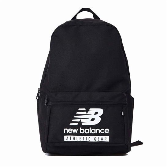 (NB公式)【ログイン購入で最大8%ポイント還元】 ユニセックス NB Essentials Field Day バッグパック (ブラック) バッグ 鞄 ニューバランス newbalance
