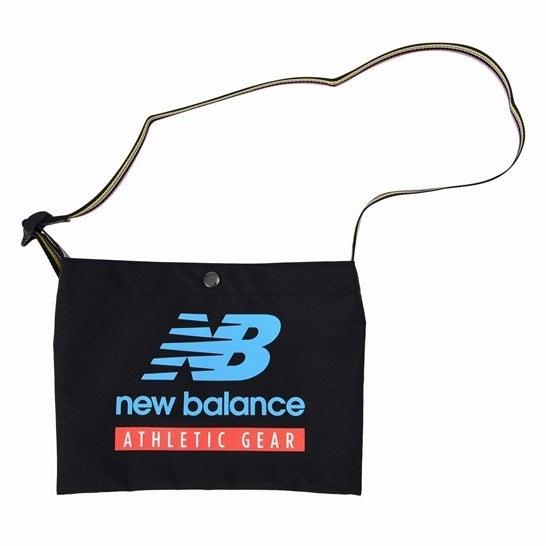 (NB公式)【ログイン購入で最大8%ポイント還元】 ユニセックス NB Essentials Field Day ショルダーバック (ブラック) バッグ 鞄 ニューバランス newbalance