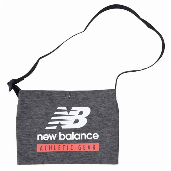 (NB公式)【ログイン購入で最大8%ポイント還元】 ユニセックス NB Essentials Field Day ショルダーバッグ (グレー) バッグ 鞄 ニューバランス newbalance