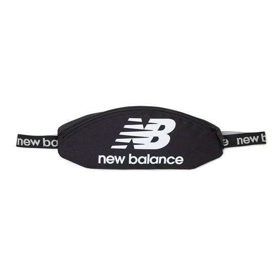 (NB公式)【ログイン購入で最大8%ポイント還元】 ユニセックス ウエストポーチ (ブラック) バッグ 鞄 ニューバランス newbalance