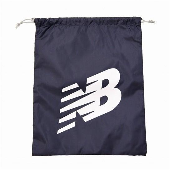 (NB公式)【ログイン購入で最大8%ポイント還元】 ユニセックス シューズバッグ (ブルー) ニューバランス newbalance