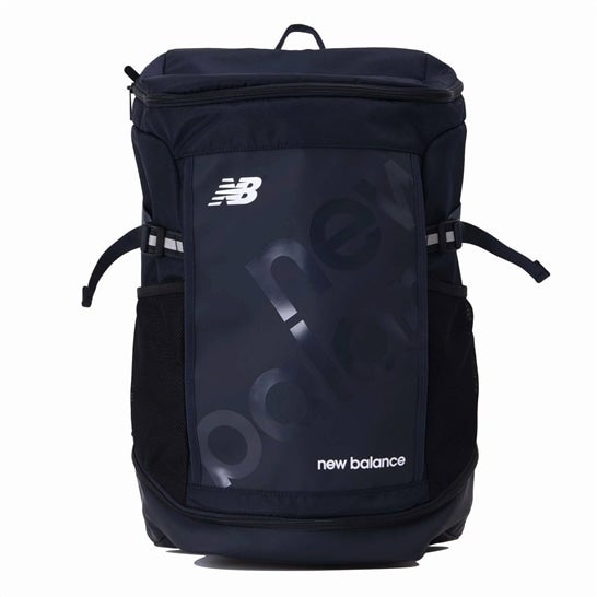 (NB公式)【ログイン購入で最大8%ポイント還元】 ユニセックス トップローディングバックパック 35リットル (ブルー) バッグ 鞄 リュックサック/デイパック ニューバランス newbalance