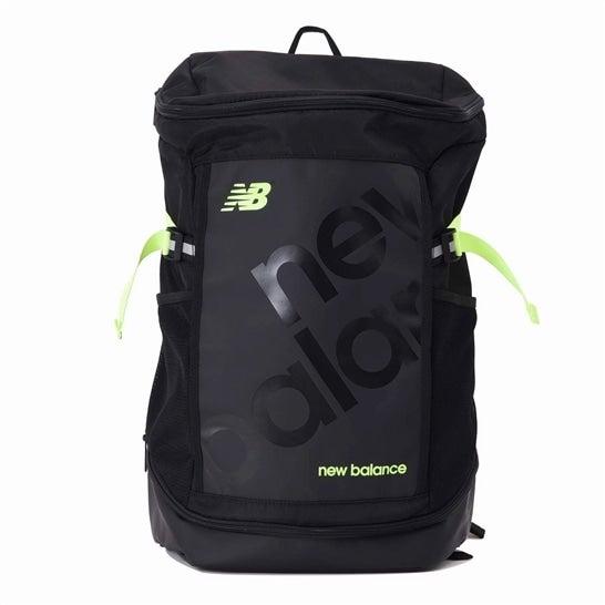 (NB公式)【ログイン購入で最大8%ポイント還元】 ユニセックス トップローディングバックパック 35リットル (イエロー) バッグ 鞄 リュックサック/デイパック ニューバランス newbalance