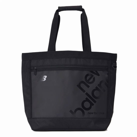 (NB公式)【ログイン購入で最大8%ポイント還元】 ユニセックス トートバック (ブラック) バッグ 鞄 ニューバランス newbalance