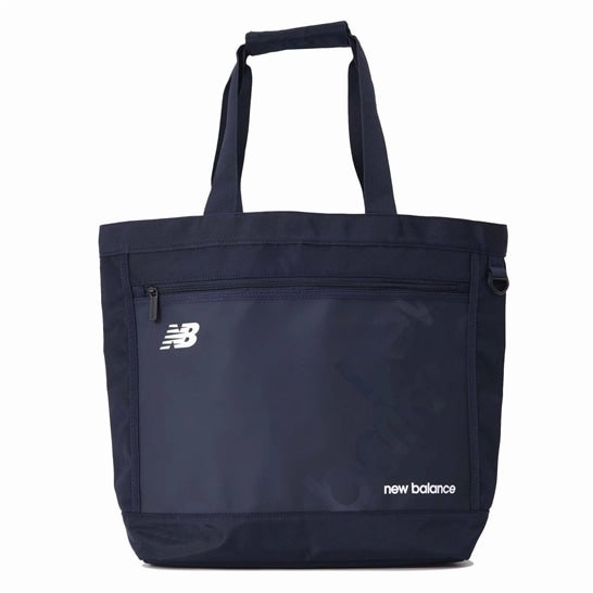 (NB公式)【ログイン購入で最大8%ポイント還元】 ユニセックス トートバック (ブルー) バッグ 鞄 ニューバランス newbalance