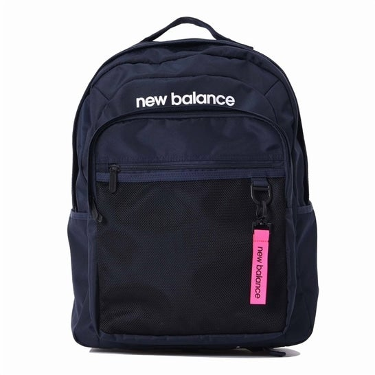 (NB公式)【ログイン購入で最大8%ポイント還元】 ウイメンズ ボクシーバックパック 30リットル (ブルー) バッグ 鞄 リュックサック/デイパック ニューバランス newbalance