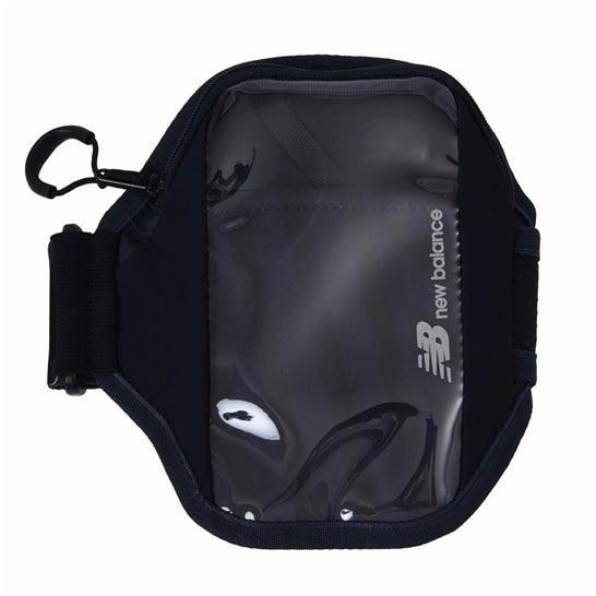 (NB公式)【ログイン購入で最大8%ポイント還元】 ユニセックス ランニングアームポーチ (ブルー) バッグ 鞄 ニューバランス newbalance