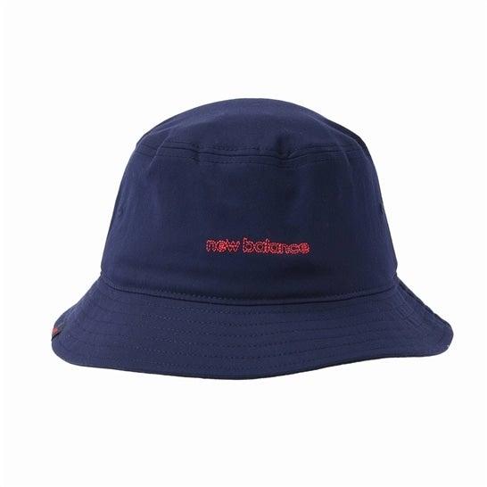 (NB公式)【ログイン購入で最大8%ポイント還元】 ユニセックス バケットハット (ブルー) 帽子 キャップ ハット/グローブ ニューバランス newbalance