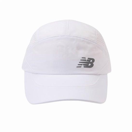 (NB公式)【ログイン購入で最大8%ポイント還元】 ウイメンズ ランニングパンチングメッシュキャップ (ホワイト) 帽子 キャップ ハット/グローブ ニューバランス newbalance