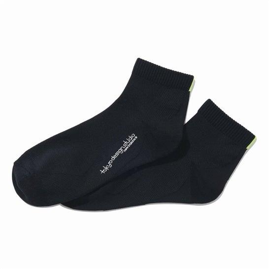 (NB公式)【ログイン購入で最大8%ポイント還元】 ユニセックス TDS Multi - Functional Socks (ブラック) 靴下 ソックス ニューバランス newbalance