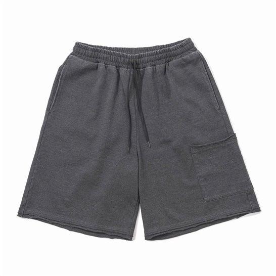 (NB公式)【ログイン購入で最大8%ポイント還元】 ユニセックス Snow Peak×TDS Garment Dye Heavy Weight Dry Shorts (ブラック) ライフスタイル ウェア / 短パン ハーフパンツ ショートパンツ ニューバラ