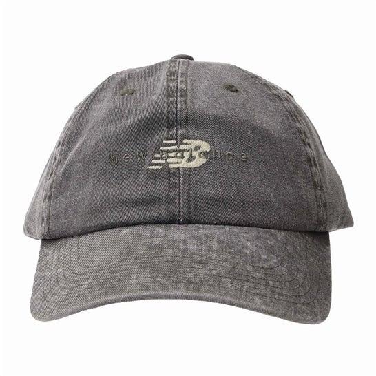 (NB公式)【ログイン購入で最大8%ポイント還元】 ユニセックス NBシーズナルクラシックキャップ (BS5 ブラックスプルース) 帽子 キャップ ハット/グローブ ニューバランス newbalance