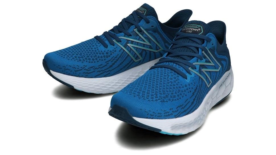 (NB公式)【ログイン購入で最大8%ポイント還元】 メンズ FRESH FOAM 1080 M S11 (ブルー) ランニングシューズ パフォーマンス 靴 ニューバランス newbalance