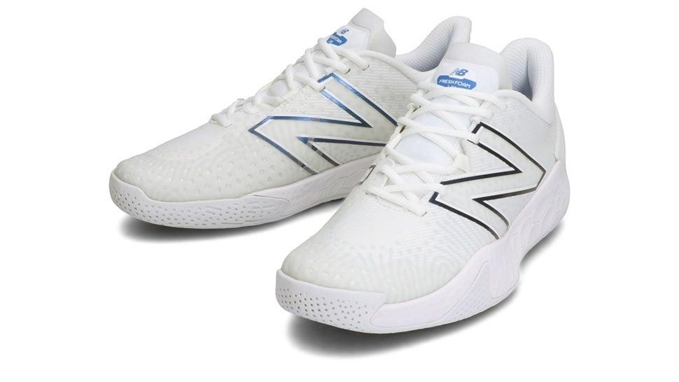 (NB公式)【ログイン購入で最大8%ポイント還元】 メンズ FRESH FOAM LAV H L2 (ホワイト) テニス オールコート用シューズ 靴 ニューバランス newbalance