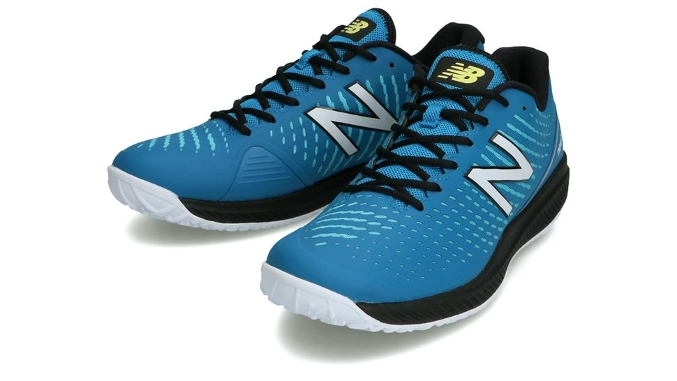 (NB公式)【ログイン購入で最大8%ポイント還元】 メンズ MCO796 C2 (ブルー) テニス オムニ・クレーコート用シューズ 靴 ニューバランス newbalance