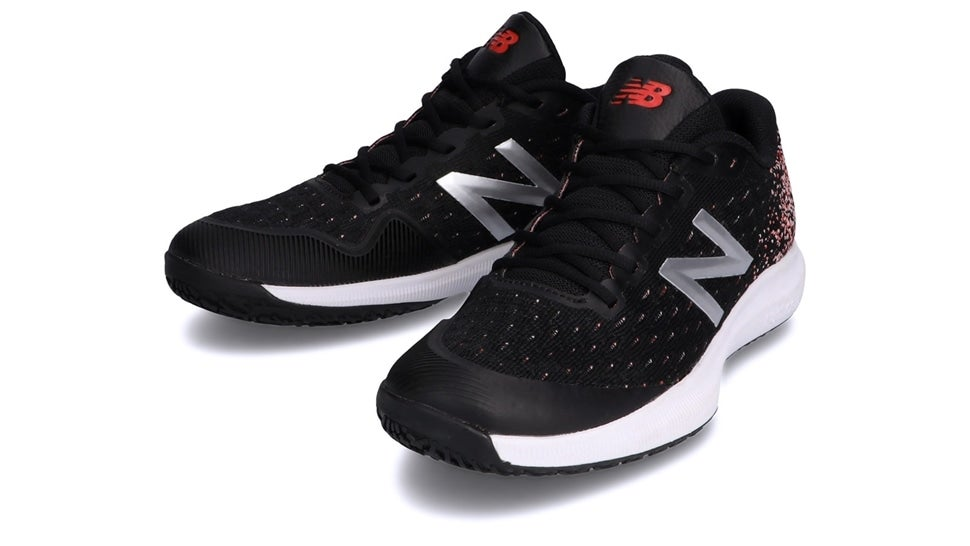 (NB公式)【ログイン購入で最大8%ポイント還元】 メンズ FuelCell 996 O A4 (ブラック) テニス オムニ・クレーコート用シューズ 靴 ニューバランス newbalance