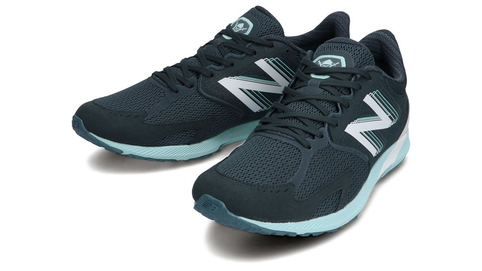 (NB公式)【ログイン購入で最大8%ポイント還元】 ユニセックス NB HANZO R M I3 (ブルー) ランニングシューズ 靴 ニューバランス newbalance