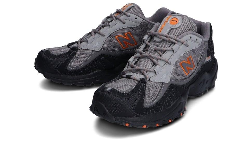 (NB公式)【ログイン購入で最大8%ポイント還元】 メンズ ML703 BA (ブラック) スニーカー シューズ 靴 ニューバランス newbalance