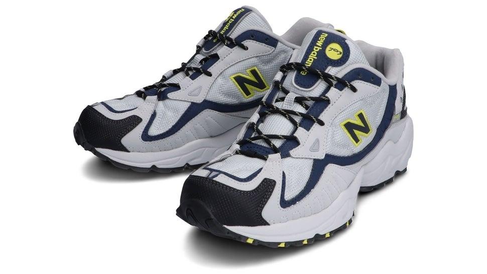 (NB公式)【30%OFF】(ログイン購入で最大8%ポイント還元) メンズ ML703 BB (グレー) スニーカー シューズ 靴 ニューバランス newbalance セール