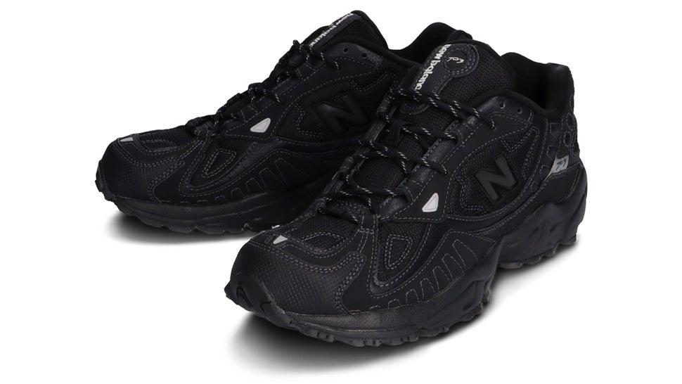 (NB公式)【ログイン購入で最大8%ポイント還元】 メンズ ML703 BC (ブラック) スニーカー シューズ 靴 ニューバランス newbalance