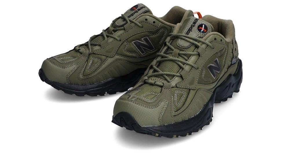 (NB公式)【ログイン購入で最大8%ポイント還元】 メンズ ML703 NCA (ブラウン) スニーカー シューズ 靴 ニューバランス newbalance