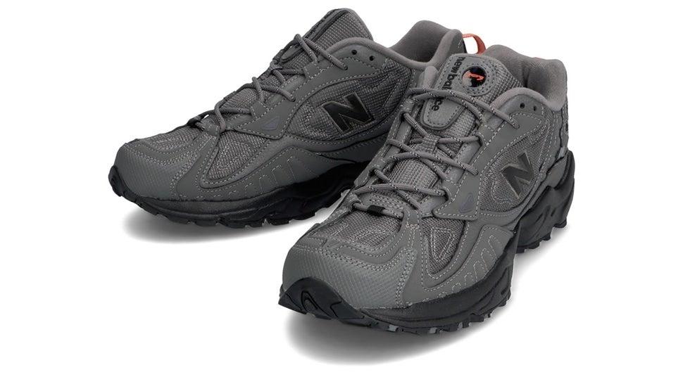 (NB公式)【ログイン購入で最大8%ポイント還元】 メンズ ML703 NCC (グレー) スニーカー シューズ 靴 ニューバランス newbalance