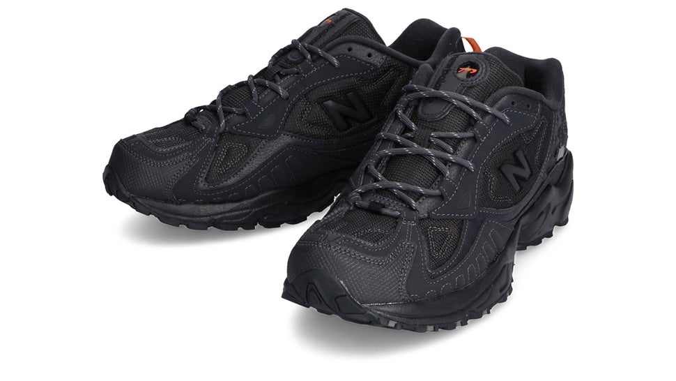 (NB公式)【ログイン購入で最大8%ポイント還元】 メンズ ML703 NCD (ブラック) スニーカー シューズ 靴 ニューバランス newbalance