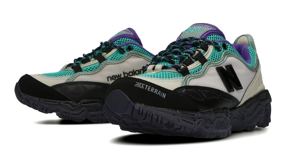 (NB公式)【ログイン購入で最大8%ポイント還元】 ユニセックス ML801 FT (STONE/BLACK) スニーカー シューズ 靴 ニューバランス newbalance