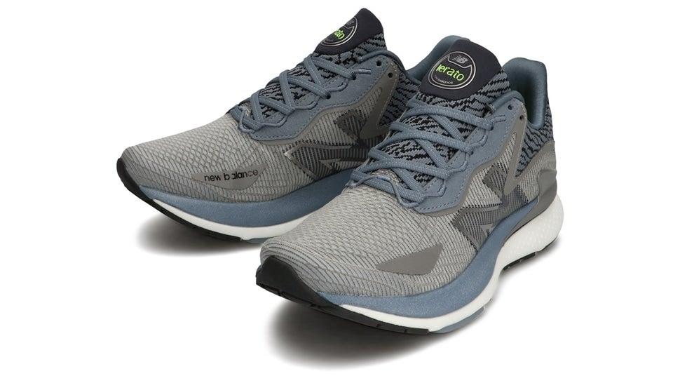 (NB公式)【ログイン購入で最大8%ポイント還元】 メンズ LERATO M GG (グレー) ランニングシューズ パフォーマンス 靴 ニューバランス newbalance