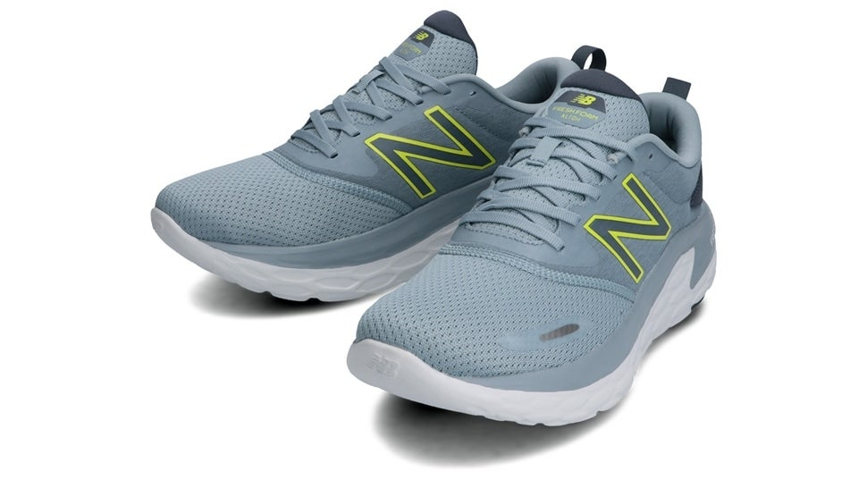 (NB公式)【ログイン購入で最大8%ポイント還元】 メンズ FRESH FOAM ALTOH M CY1 (グレー) ランニングシューズ フィットネス 靴 ニューバランス newbalance