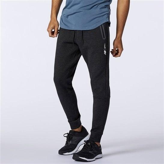 (NB公式)【ログイン購入で最大8%ポイント還元】 メンズ Fortitech テックフリースパンツ (ブラック) トレーニング スポーツウェア / パンツ タイツ ニューバランス newbalance