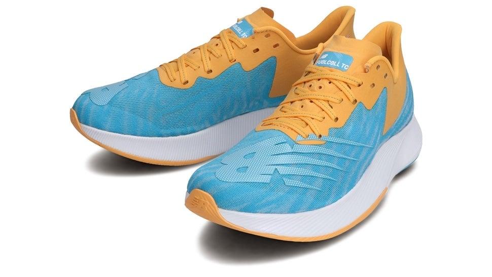 (NB公式)【ログイン購入で最大8%ポイント還元】 メンズ FuelCell TC M VH1 (ブルー) ランニングシューズ 靴 ニューバランス newbalance