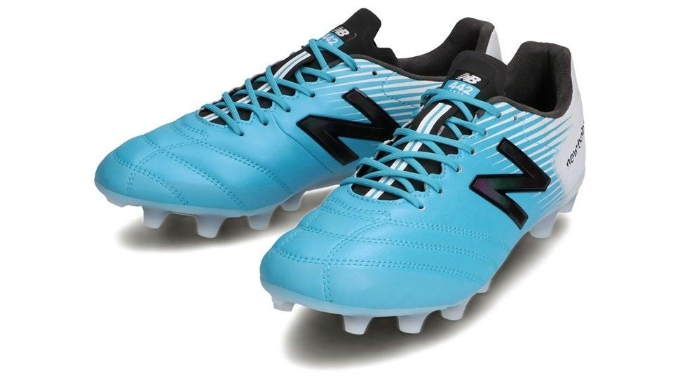 (NB公式)【ログイン購入で最大8%ポイント還元】 ユニセックス 442 SP HG SK1 (ブルー) サッカーシューズ スパイク 靴 ニューバランス newbalance