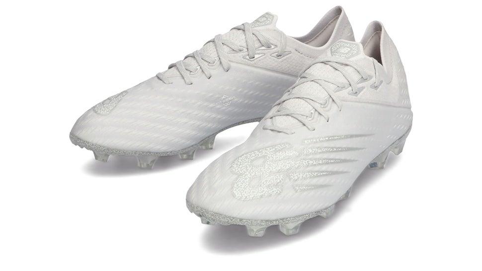 (NB公式)【ログイン購入で最大8%ポイント還元】 メンズ FURON WHITE-OUT HG W65 (ホワイト) サッカーシューズ スパイク 靴 ニューバランス newbalance