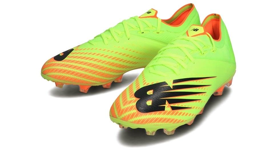 (NB公式)【ログイン購入で最大8%ポイント還元】 メンズ FURON DESTROY HG S65 (イエロー) サッカーシューズ スパイク 靴 ニューバランス newbalance