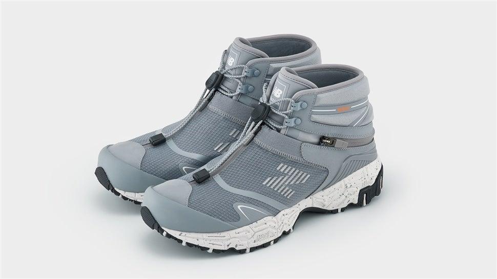 (NB公式)【ログイン購入で最大8%ポイント還元】 メンズ TDS Niobium Concept 1 GY (グレー) スニーカー シューズ 靴 ニューバランス newbalance